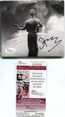 Sting The Police Singer The Best Of 25 Years Rare Signed Autograph CD JSA COA
