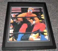 Sting WWF WWE Framed 8x10 Photo Poster