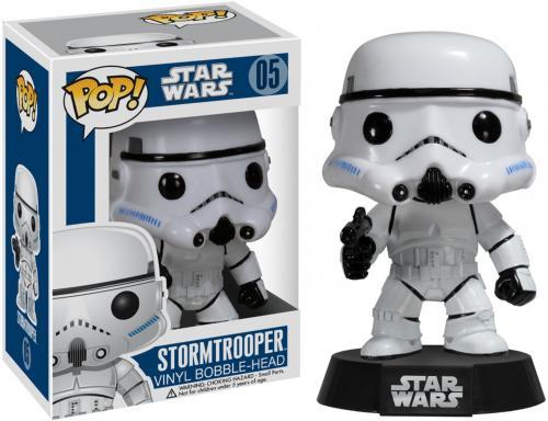 Stormtrooper Star Wars #5 Funko Pop!