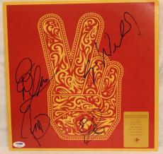 STP Stone Temple Pilots SCOTT WEILAND +3 Signed Album LP PSA/DNA #S14528