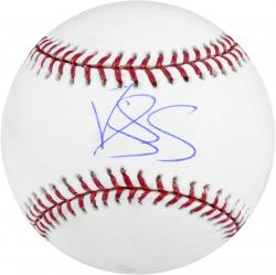 Darryl Strawberry New York Mets Autographed Baseball