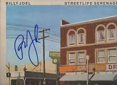 STREETLIFE SERENADE signed BILLY JOEL - the entertainer