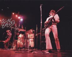 Stu Cook Signed 8x10 Photo w/COA CCR Creedence Clearwater Revival #2