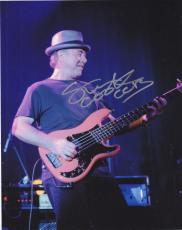 Stu Cook Signed 8x10 Photo w/COA CCR Creedence Clearwater Revival #3