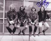 Stu Cook Signed 8x10 Photo w/COA CCR Creedence Clearwater Revival