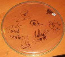 SUGAR RAY Full Band Signed Autograph Remo Drum Head Mark McGrath PSA DNA RARE