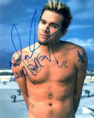 Sugarray Mark McGrath Autographed Signed 8x10 Photo & Proof AFTAL UACC RD