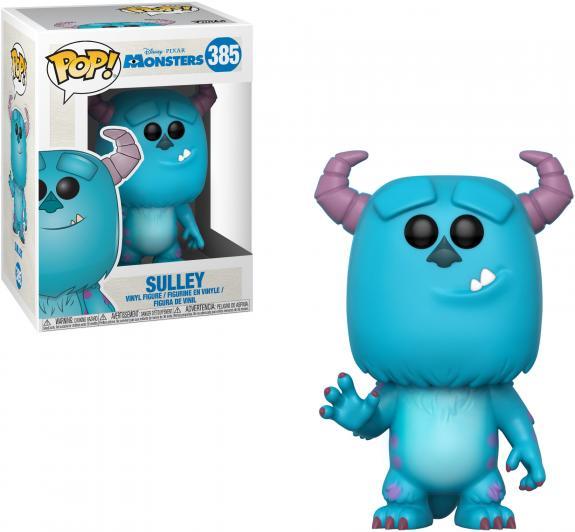 Sulley Monsters Inc. Disney #385 Funko Pop!
