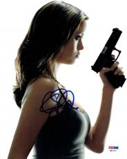 Summer Glau Signed Terminator:Sarah Connor Chronicles 8x10 Photo (PSA/DNA) #H837