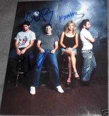 Sunny In Philadelphia Cast Autograph Signed 8x10 Photo