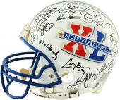 Super Bowl XL 41 MVP's Autographed Riddell Pro Line Authentic Helmet