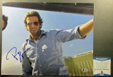 SUPER FUNNY!!! Bradley Cooper Signed THE HANGOVER 11x14 Photo #2 PSA/DNA