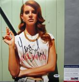 SUPER SEXY!! Lana Del Rey Signed ULTRVIOLENCE BORN TO DIE 11x14 Photo #2 PSA/DNA
