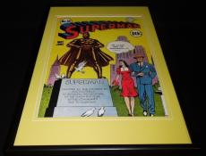 Superman #16 Framed 12x18 Cover Poster Display Official RP Lois Lane