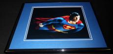Superman Christopher Reeve Framed 8x10 Photo Poster