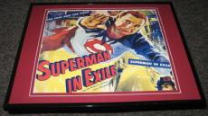 Superman in Exile 1954 Framed 11x14 Photo Poster Display George Reeves