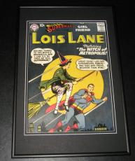 Superman's Girlfriend Lois Lane #1 Framed 10x14 Cover Poster Photo DC Comics