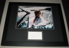 Susan Sarandon Signed Framed 16x20 Photo Display JSA Thelma & Louise