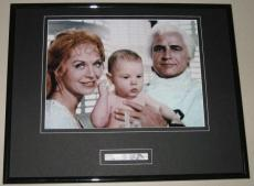 Susannah York Superman Signed Framed 11x14 Photo Display