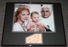 Susannah York SUPERMAN Signed Framed 16x20 Photo Display JSA