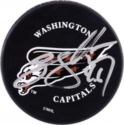 Brian Sutherby Washington Capitals Fanatics Authentic Autographed Puck