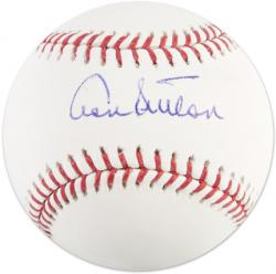 Don Sutton Autographed Baseball - Mounted Memories