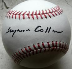 "Suzanne Collins Signed Autograph ""hunger Games"" Official Ml Baseball Jsa L74047"