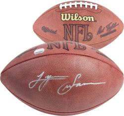 Lynn Swann Pittsburgh Steelers Autographed Wilson Football