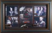 Sweeney Todd - Johnny Depp Autographed Framed Display