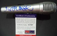 Swizz Beatz Music Legend Signed Autographed Microphone Rare Psa/dna Coa A L@@k