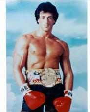 Sylvester Stallone 8x10 Photo Glossy Image #2 Rocky Balboa