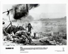 Sylvester Stallone 8x10 photo (Rambo III) Image #1