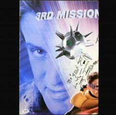 SYLVESTER STALLONE 9x18 SIGNED AUTOGRAPHED PSA DNA MOVIE POSTER SPY KIDS X83433