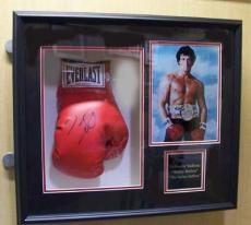 Sylvester Stallone  Autographed Boxing Glove