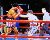 Sylvester Stallone Carl Weathers Signed Autographed 16X20 Photo Rocky JSA Z47225