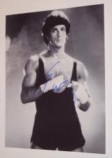 Sylvester Stallone Signed Autographed 11x14 Photo ROCKY COA VD
