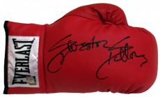 Sylvester Stallone Signed Everlast Right Handed Boxing Glove