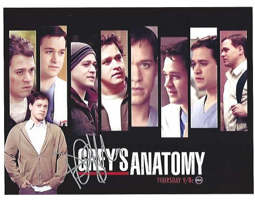 Greys Anatomy Memorabilia: Autographed Pictures, Authentic Signed Props
