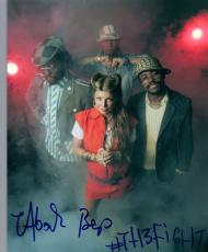 Taboo The Black Eyed Peas Signed Autographed 8x10 Photo COA