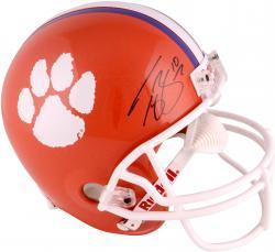 Tajh Boyd Clemson Tigers Autographed Full Size Replica Helmet