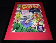 Tales of Suspense #48 Framed 12x18 Cover Poster Display Official Repro Iron Man