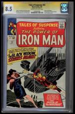 Tales Of Suspense #53 Cgc 8.5 Stan Lee Origin Of The Watcher Cgc 1120547001