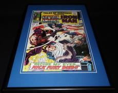Tales of Suspense #92 Framed 12x18 Cover Poster Display Official RP Iron Man