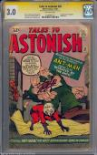 Tales To Astonish #38 Cgc 3.0 Ss Stan Lee 1st App Egghead Ant-man Cgc #119691017