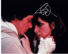 Talia Shire Signed - Autographed Rocky 8x10 inch Photo - Guaranteed to pass PSA or JSA - actress who played Adrian
