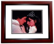 Talia Shire Signed - Autographed Rocky 8x10 inch Photo - actress who played Adrian - MAHOGANY CUSTOM FRAME - Guaranteed to pass PSA or JSA