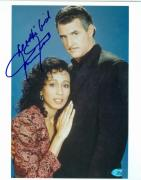 Tamara Tunie autographed 8x10 photo (As The World Turns)
