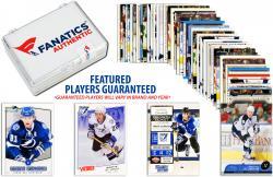 Tampa Bay Lightning Team Trading Card Block/50 Card Lot