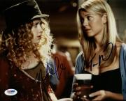 Tara Reid & Natasha Lyonne American Pie Signed 8X10 Photo PSA #U25097