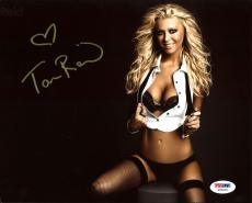 Tara Reid Sexy Signed 8X10 Photo Autographed PSA/DNA #Y50625
